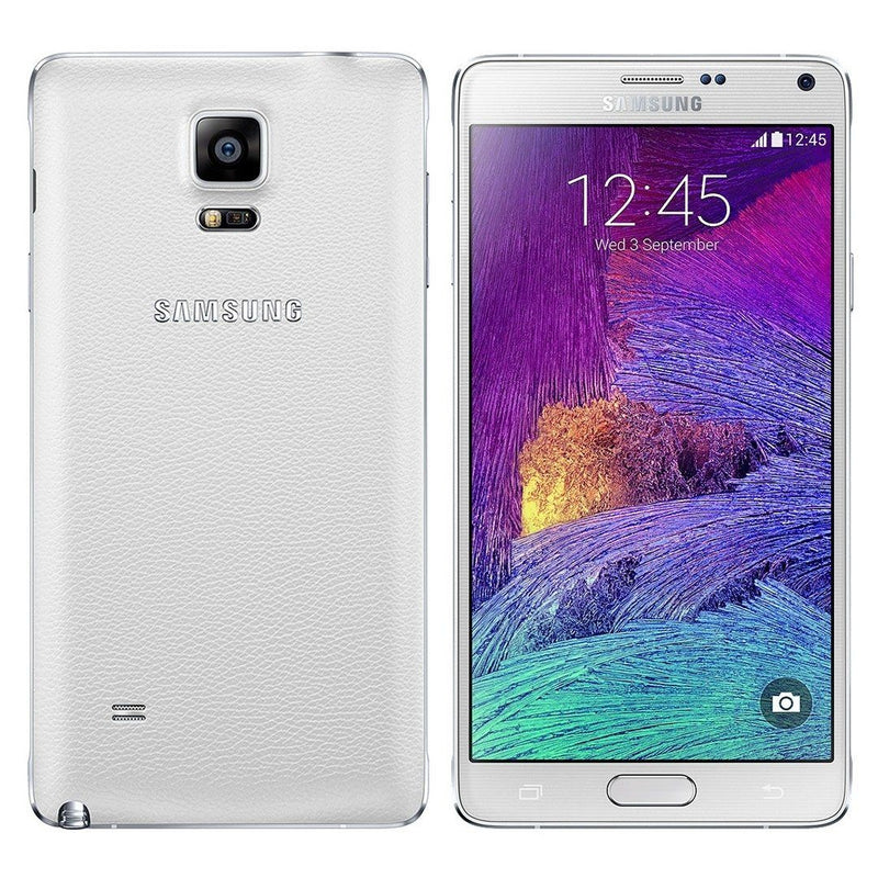 Samsung Galaxy Note 4 32GB for Sprint Only Phones & Accessories White - DailySale