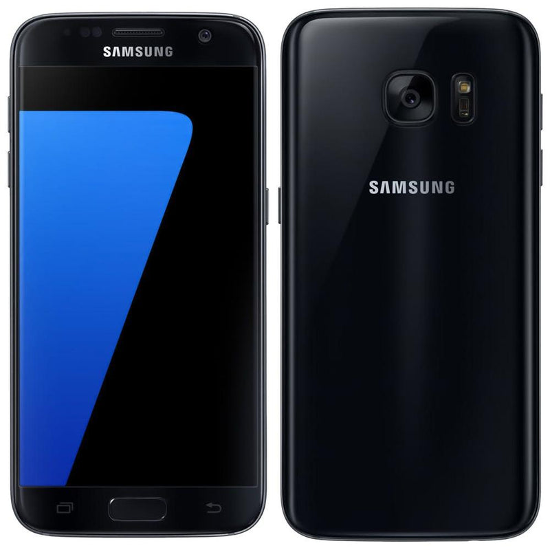Samsung Galaxy S7 G930 32GB GSM Unlocked Cell Phones Black - DailySale
