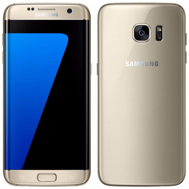 Samsung Galaxy S7 G930 32GB GSM Unlocked Cell Phones Gold - DailySale