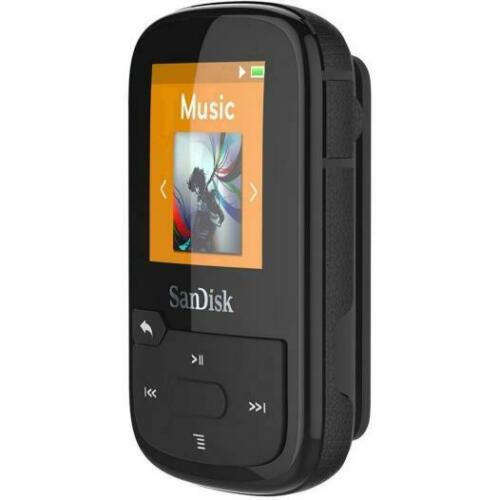 SanDisk Clip 16GB Sport Plus MP3 Player Gadgets & Accessories - DailySale