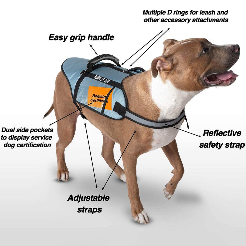 Service Dog Jacket Pet Supplies - DailySale