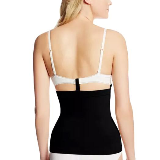 ShapeMe Seamless Waist Nipper Shaper with Bra Hooks