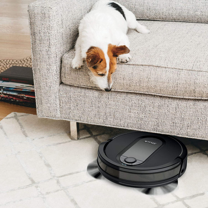 Shark UR1005AE IQ Robot Vacuum Cleaner with Self-Empty Base Household Appliances - DailySale