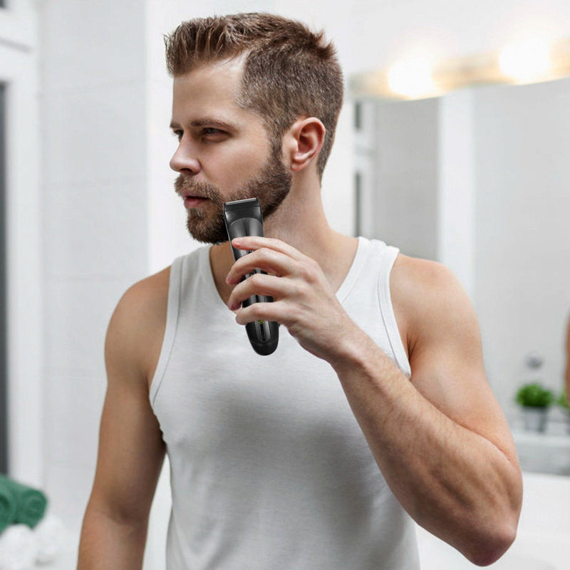 SHINON Men Electric Hair Clipper 3-in-1 Men's Grooming - DailySale