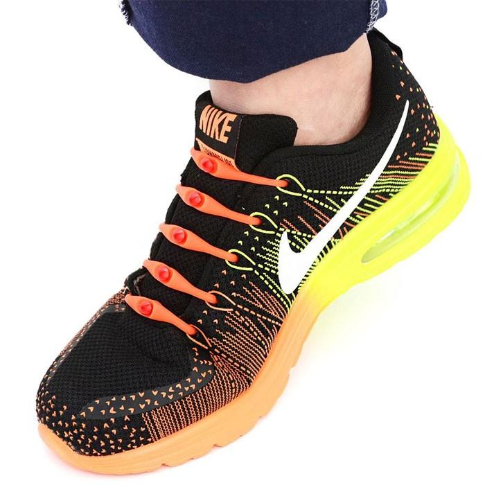 Silicone Lazy Laces - Assorted Colors Women's Apparel - DailySale