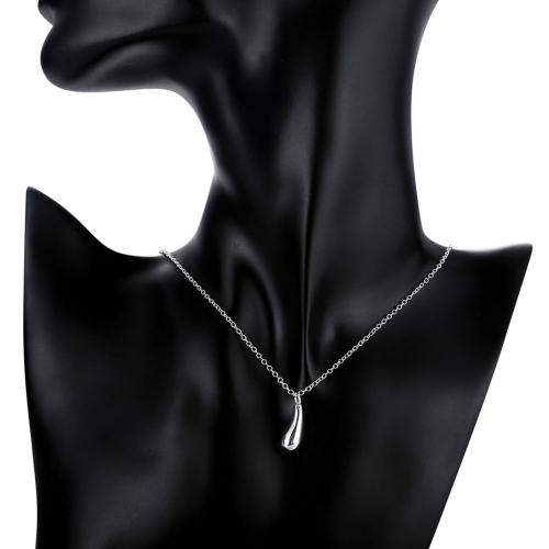 Silver Teardrop Designer Jewelry Set Jewelry - DailySale