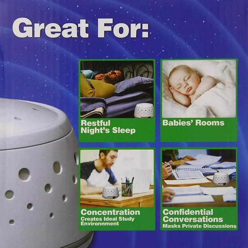 Sleep Easy Sound Conditioner Household Appliances - DailySale