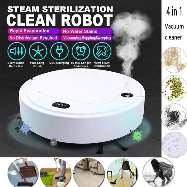 Smart Robot Vacuum Cleaner Household Appliances - DailySale