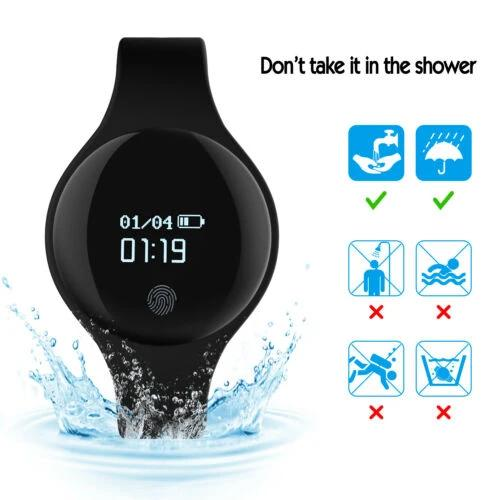 Smart Watch Bluetooth Fitness Activity Tracker Smart Watches - DailySale