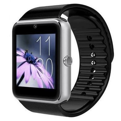 Smart Watch with Pedometer, Sleep Tracker and Calorie Counter Smart Watches Silver - DailySale