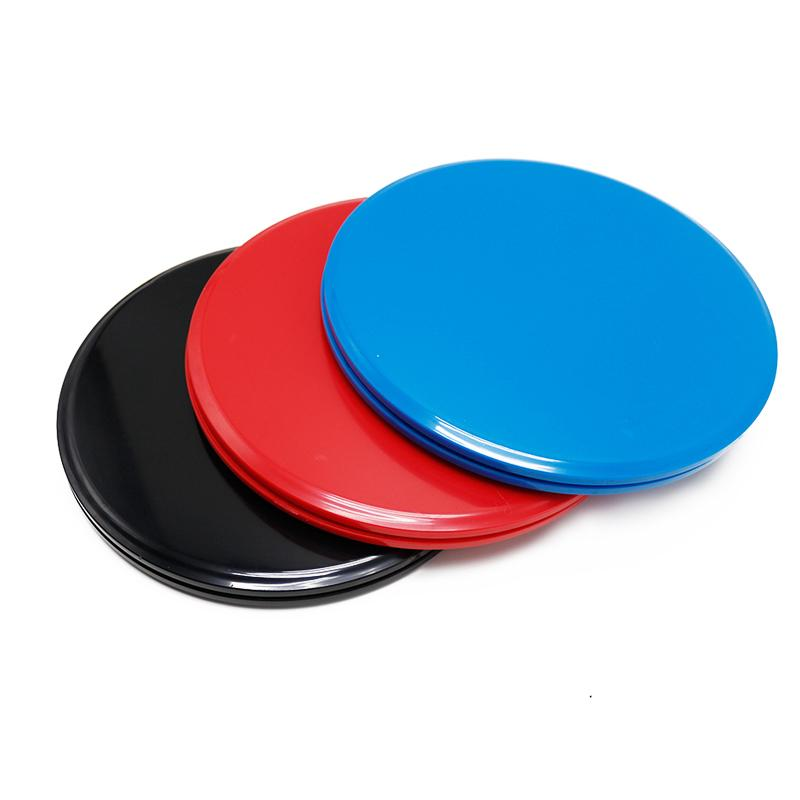 Sport Core Dual-Sided Exercise Gliding Disc Fitness - DailySale