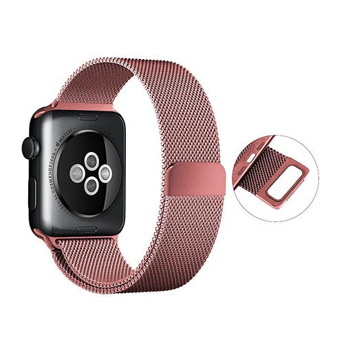 Stainless Steel Milanese Loop Band Replacement for Apple Watches