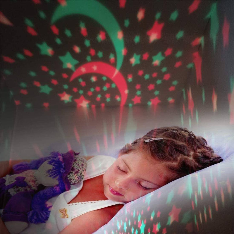 Star Nightlight Projector for Kids