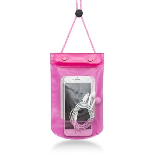 Stay Dry and Clean Phone Pouch Sports & Outdoors Pink - DailySale