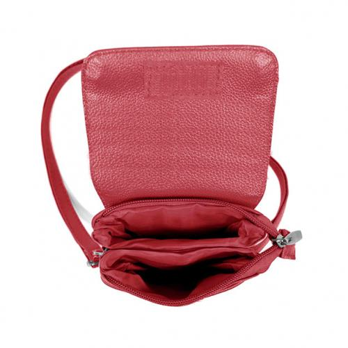 Super Soft Genuine Leather Crossbody Wallet Bags & Travel - DailySale