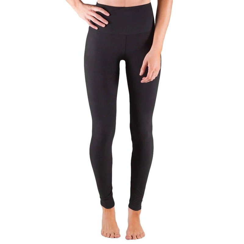 Super Soft Tummy Control Leggings Assorted Colors and Sizes Women's Apparel M Black - DailySale
