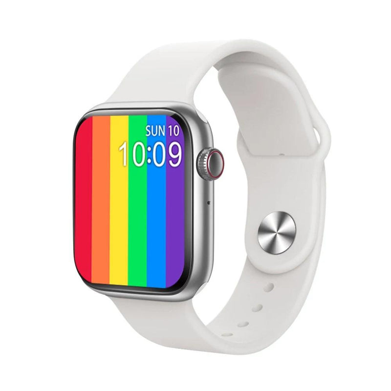 T55+ 1.75-Inch IPS Touch Screen Smart Bracelet Sports Watch Smart Watches White - DailySale