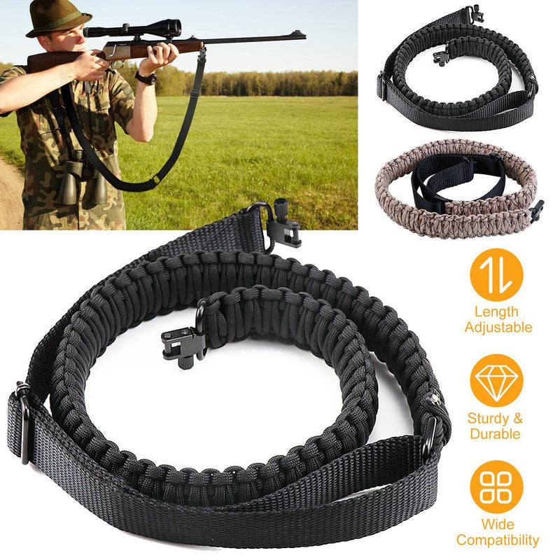 Tactical Paracord Sling - Adjustable Paracord Strap Tactical - DailySale