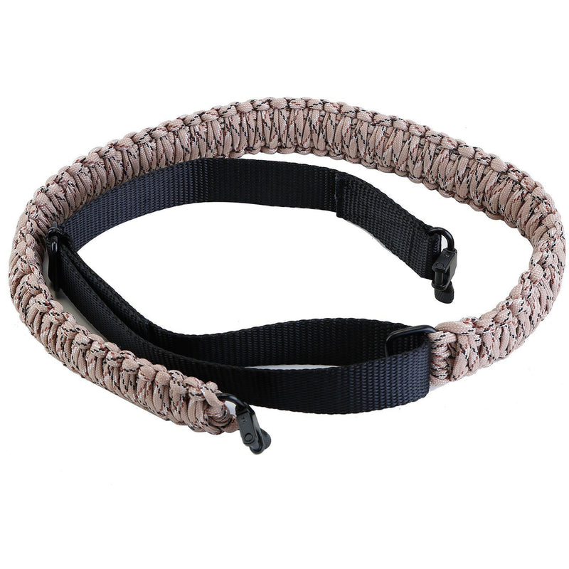 Tactical Paracord Sling - Adjustable Paracord Strap