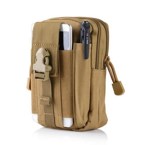 Tactical Waist Bag Tactical Tan - DailySale