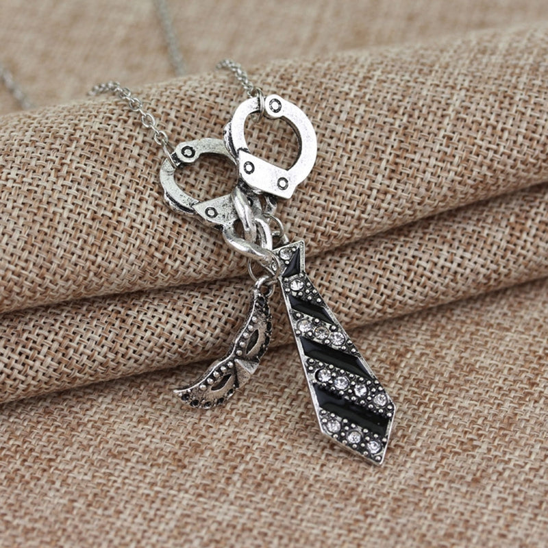 Fifty Shades of Grey Inspired Necklace - DailySale, Inc