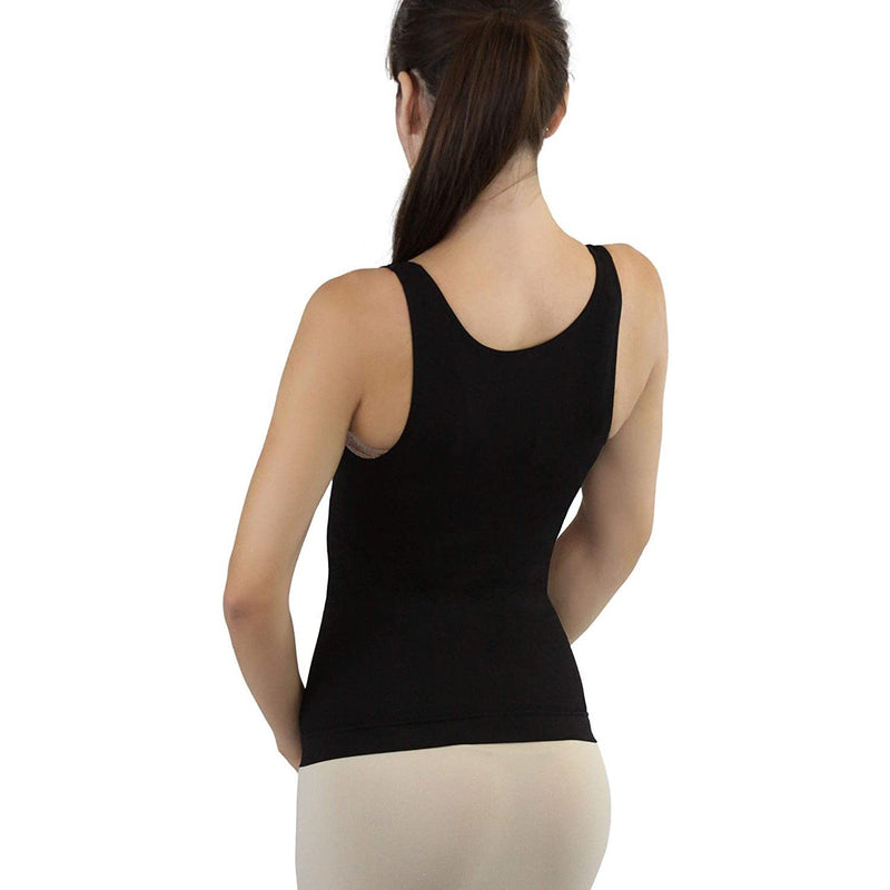 ToBeInStyle Women's Seamless Shaping Camisole Moderate Compression