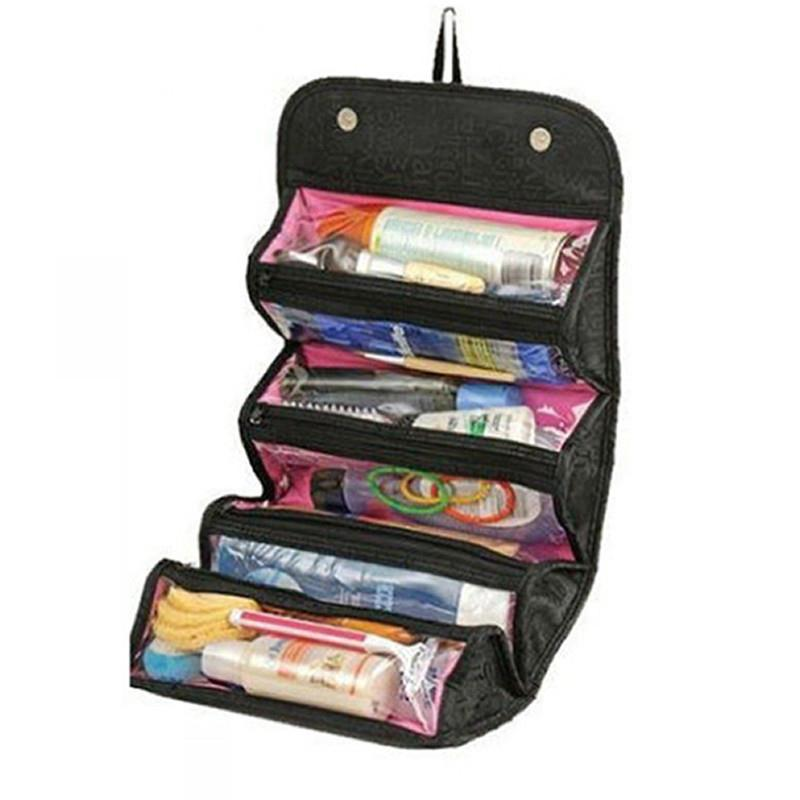Travel Hanging Cosmetic Bag - Assorted Colors Beauty & Personal Care - DailySale