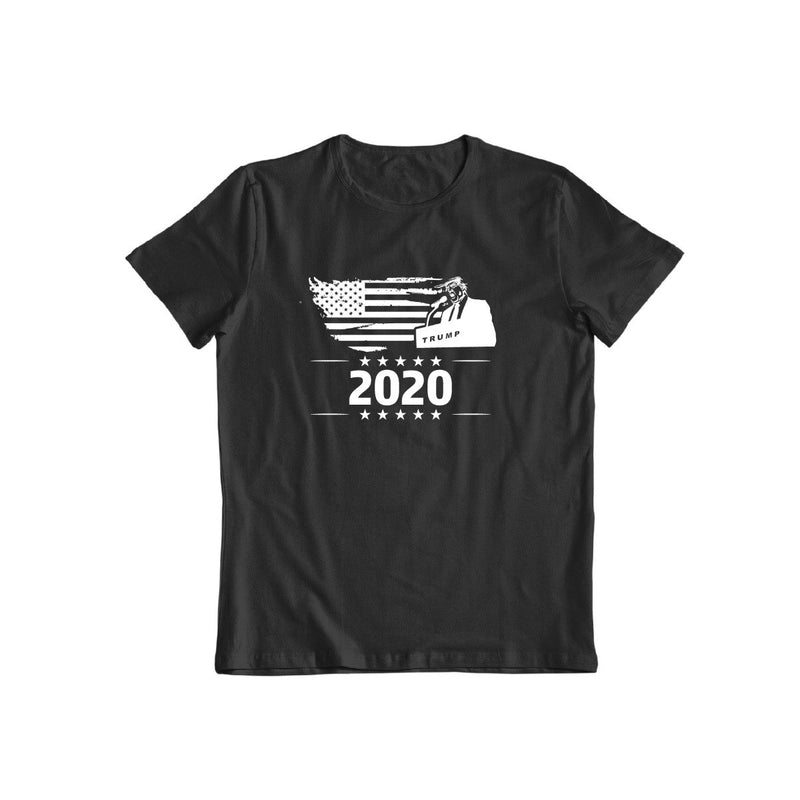 Trump 2020 T-Shirt for Men and Women Women's Apparel S Black - DailySale
