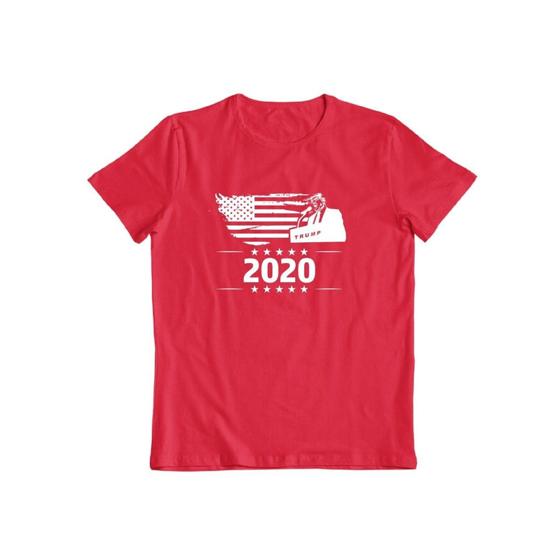 Trump 2020 T-Shirt for Men and Women Women's Apparel S Red - DailySale