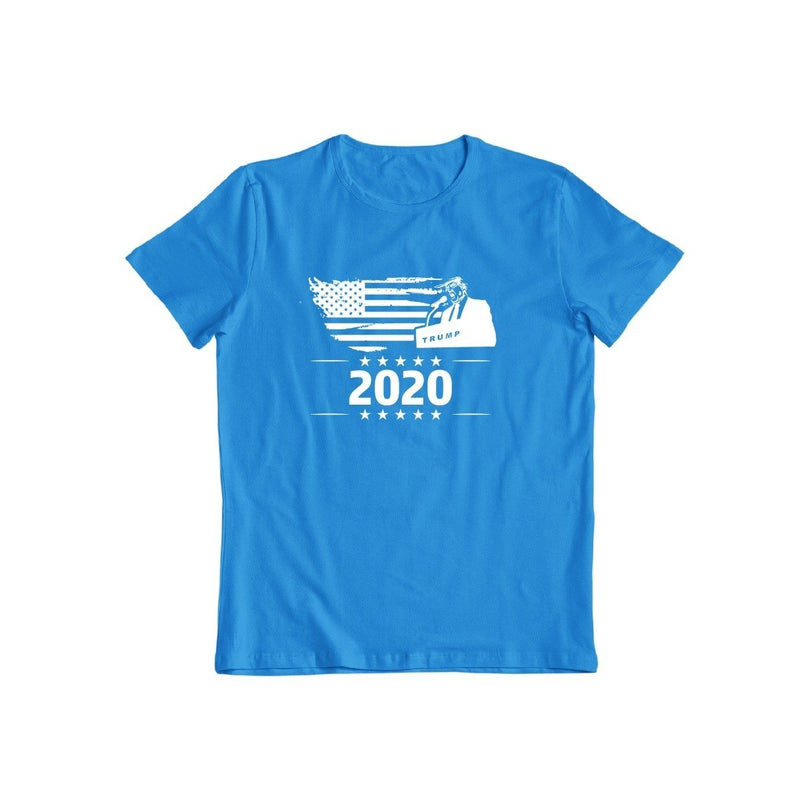 Trump 2020 T-Shirt for Men and Women Women's Apparel S Sapphire - DailySale