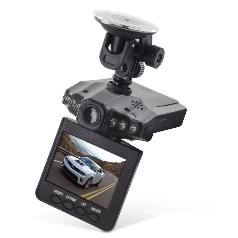 U-Drive: DVR Dash Cam With Night Vision Auto Accessories - DailySale