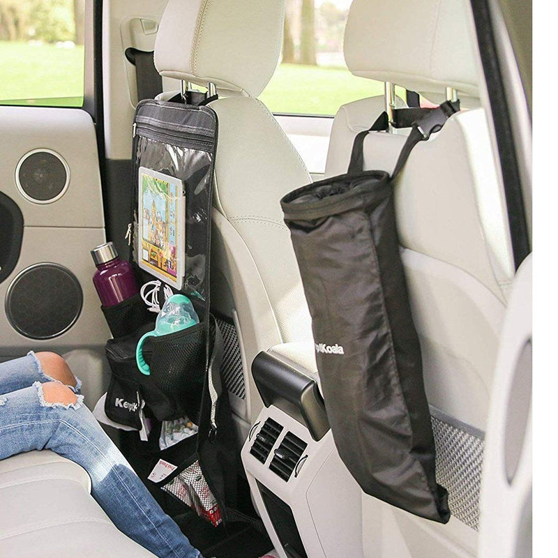 Ultimate Car Backseat Organizer with Tablet Pocket and Cup Holder Auto Accessories - DailySale