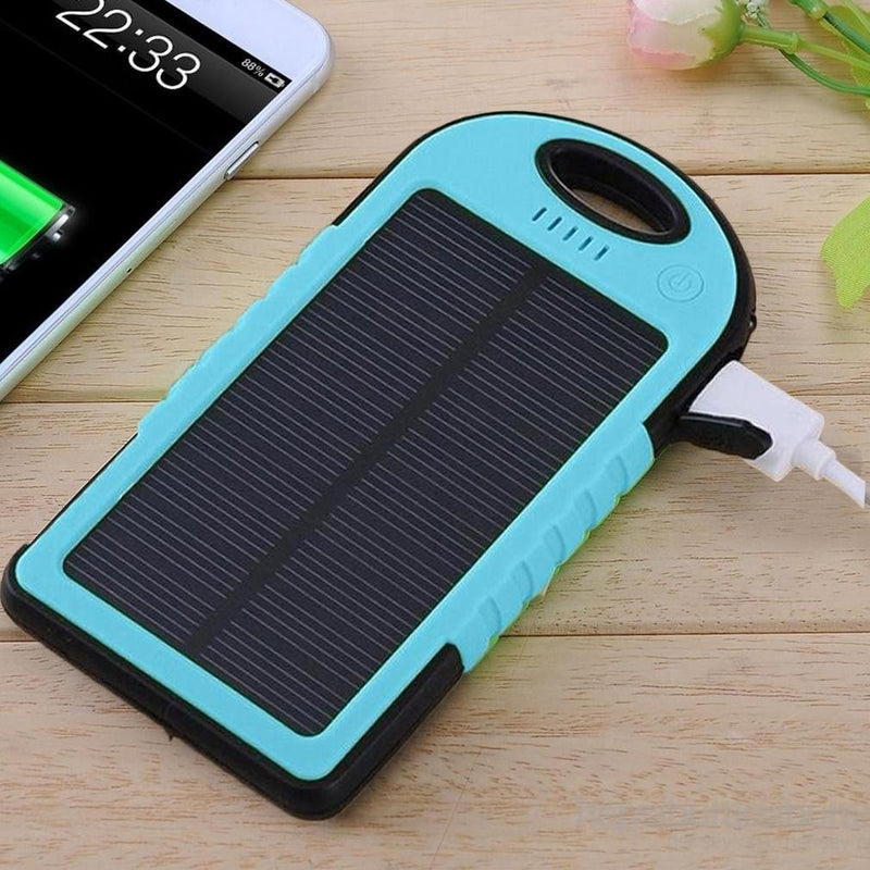 Universal Waterproof Solar Charger Phones & Accessories - DailySale