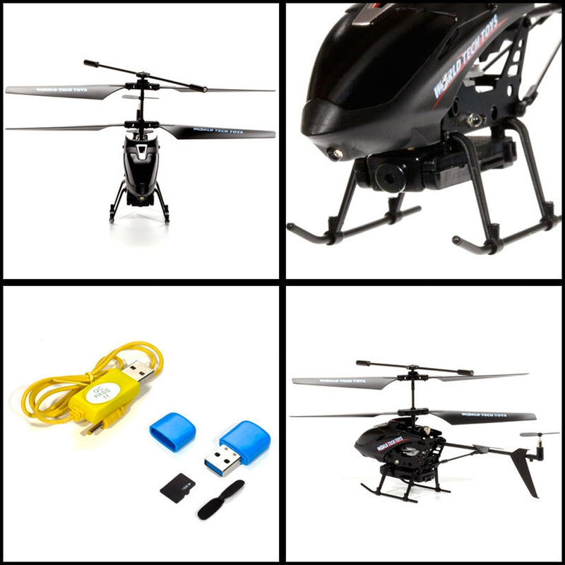 Nano Spy Copter Camera 3.5CH IR RC Helicopter - DailySale, Inc