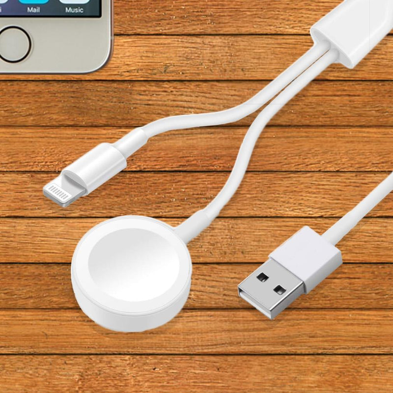 USB Charger for iPhone & Apple Watch Gadgets & Accessories - DailySale