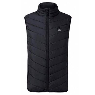USB Mens Electric Heating Vest Men's Clothing S - DailySale