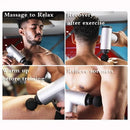 VivaSpa Handheld Deep Tissue Percussion Massager Everything Else - DailySale