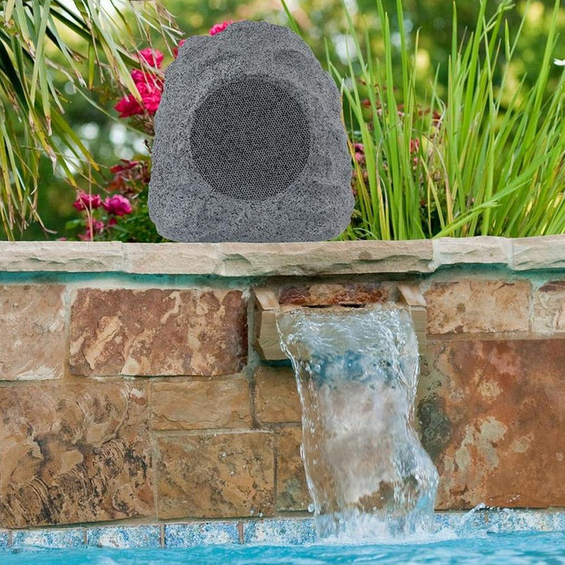 Vivitar Outdoor Rock-Like Bluetooth Speaker Headphones & Speakers - DailySale