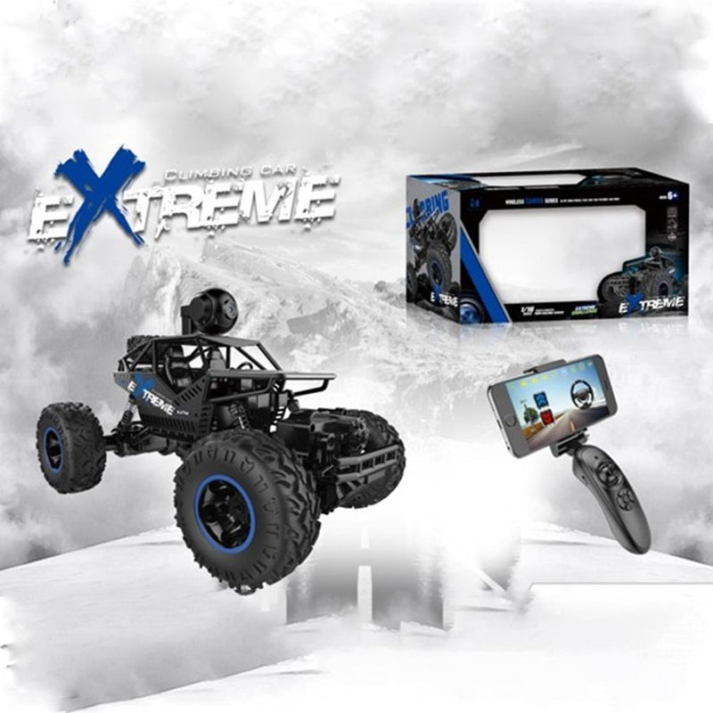 Vivitar Rugged Rc Car With Wifi Camera Toys & Games - DailySale