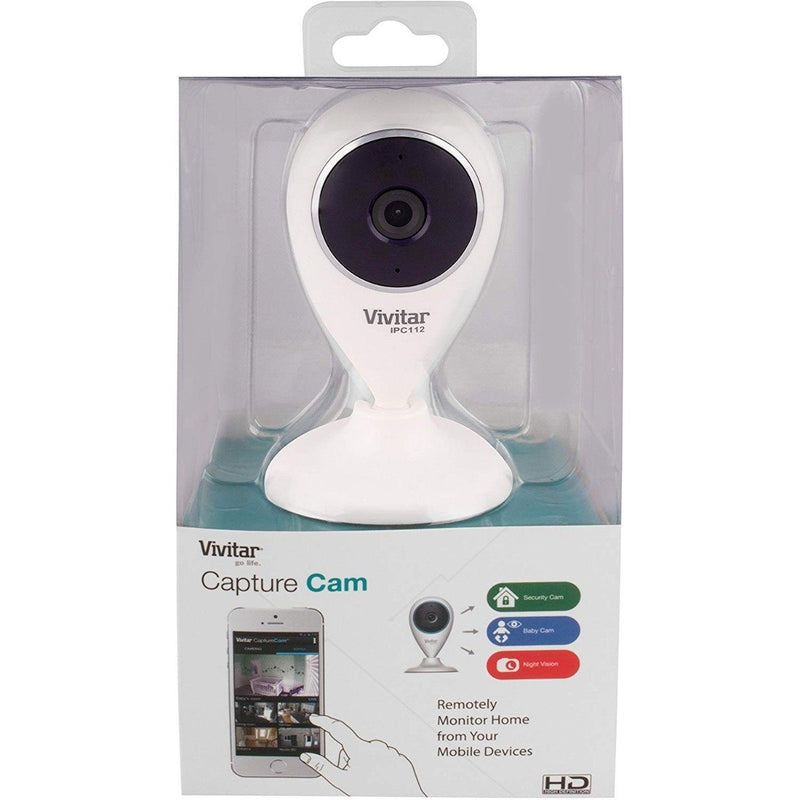 Vivitar Smart Home WiFi IP Capture Cam Gadgets & Accessories - DailySale
