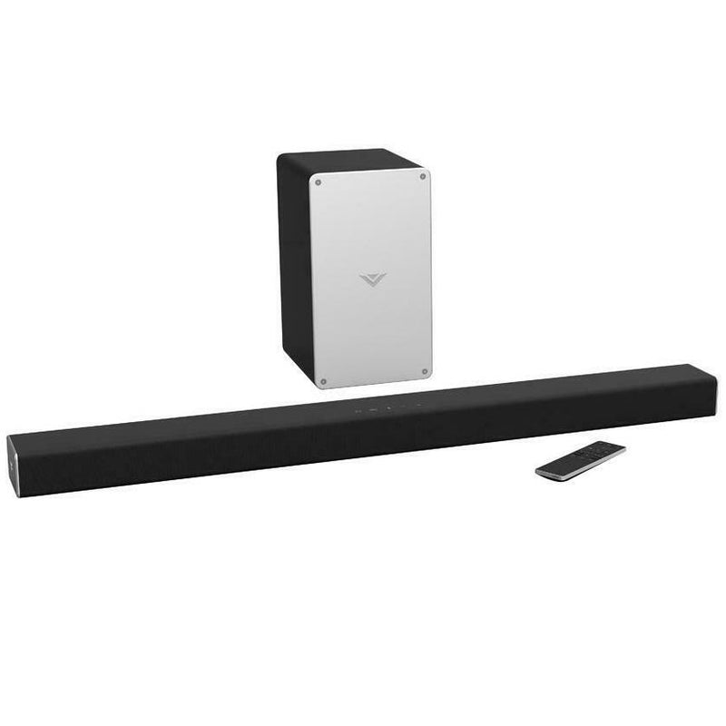 "VIZIO SB3621N-E8 Sound Bar 36"" 2.1 Wireless Bluetooth System with Remote Speakers - DailySale"
