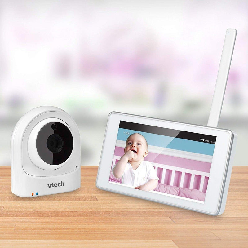 VTech Wi-Fi Enabled Expandable Digital Video Baby Monitor Gadgets & Accessories - DailySale