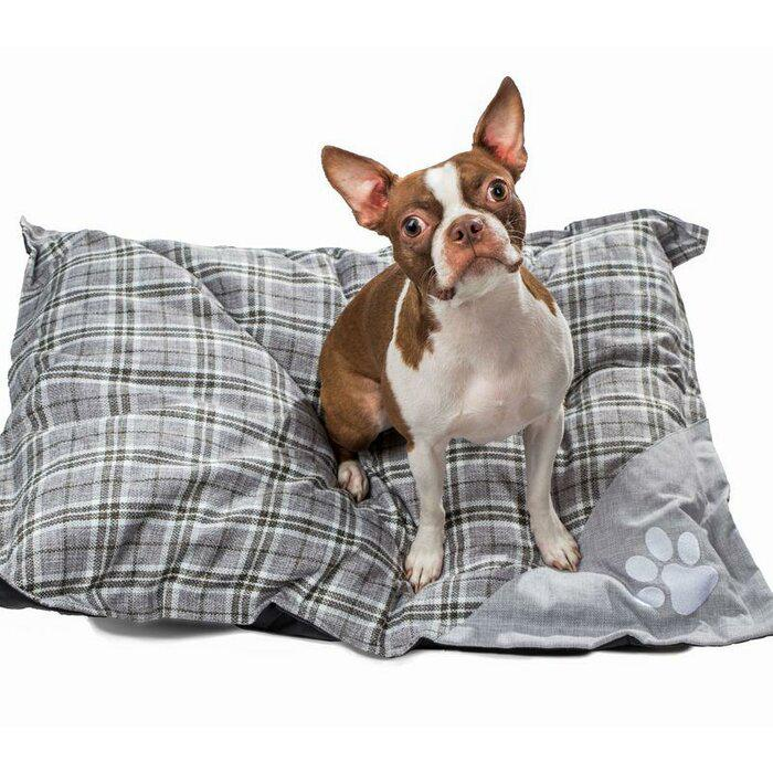 Wags 'N Whiskers Orthopedic Pet Bed Pillow - Assorted Styles Pet Supplies Gray - DailySale