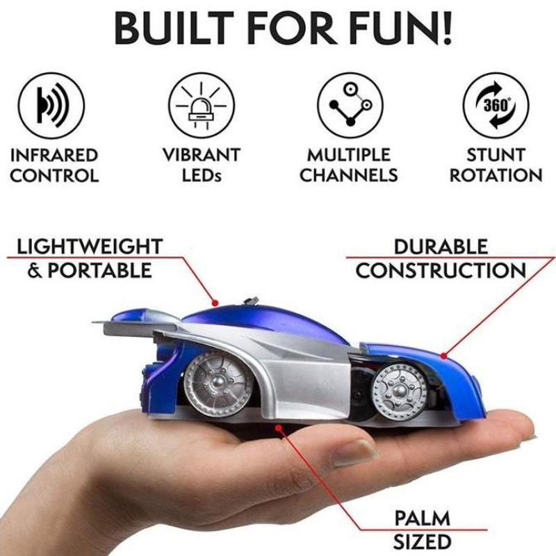 Wall Crawler RC Car Toys - Assorted Colors Toys & Games - DailySale