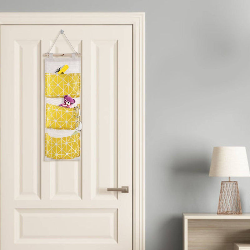 Wall Mounted Storage Bag Door Closet
