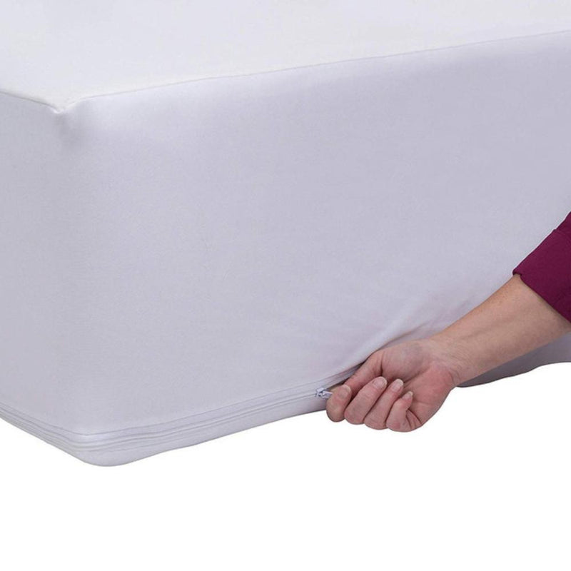 Waterproof Breathable Hypoallergenic Mattress Encasement Linen & Bedding - DailySale