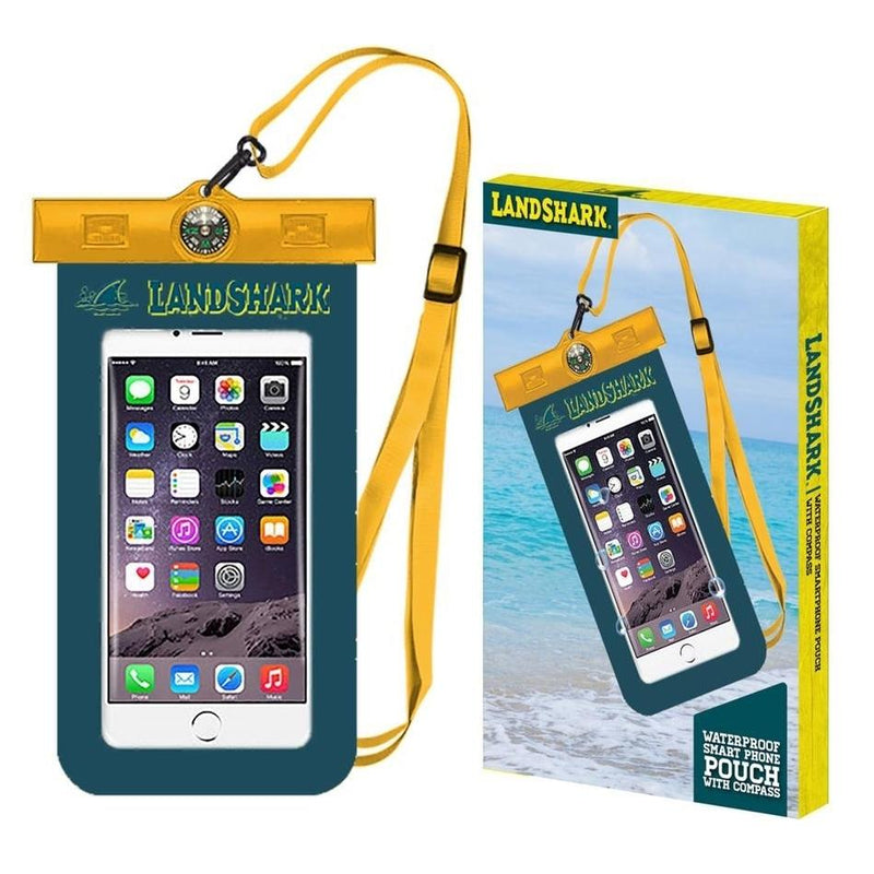 Waterproof Smartphone Pouch with Compass Sports & Outdoors - DailySale