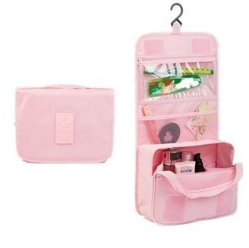 Waterproof Travel Toiletry Bag - Assorted Colors Beauty & Personal Care Pink - DailySale