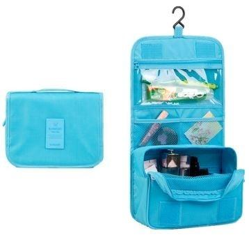Waterproof Travel Toiletry Bag - Assorted Colors Beauty & Personal Care Sky Blue - DailySale