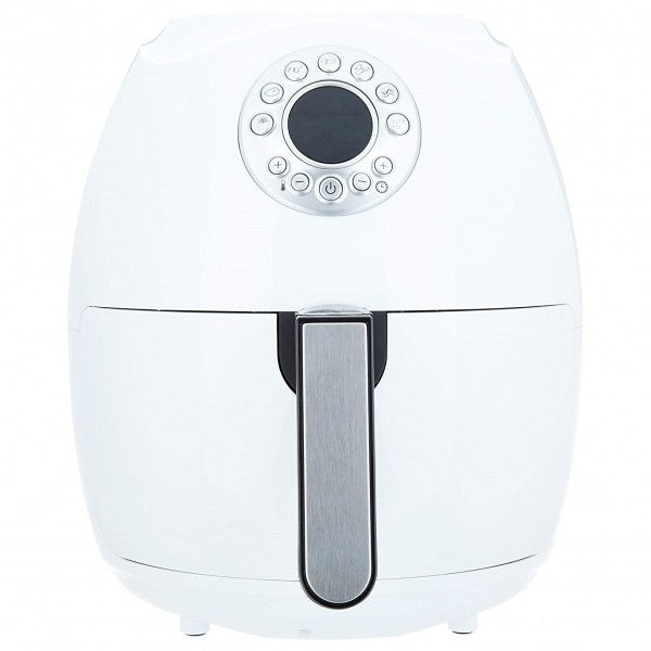 Cook's Essentials 3.4-qt Digital Air Fryer with Presets and Pans - Assorted Colors - DailySale, Inc